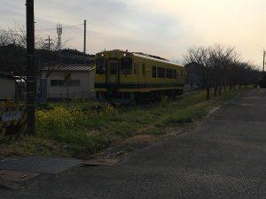 やさいのぴこ 夷隅鉄道
