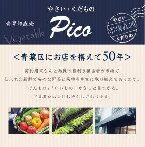 やさいのPico・青葉店
